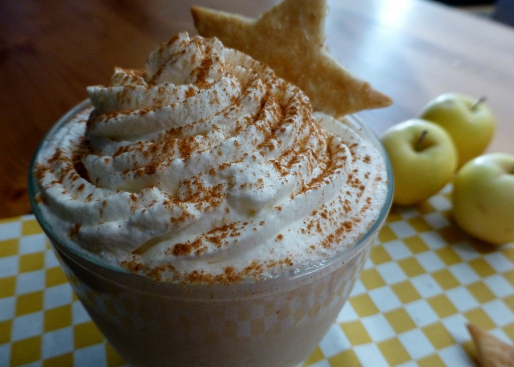 Apple Pie Shake - 3