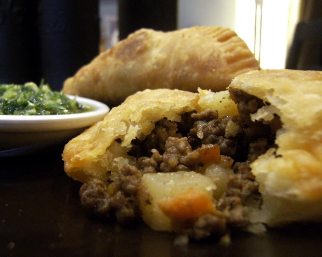 Beef and Potato Empanadas - 1