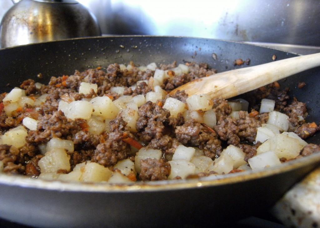Beef and Potato Empanadas - 4