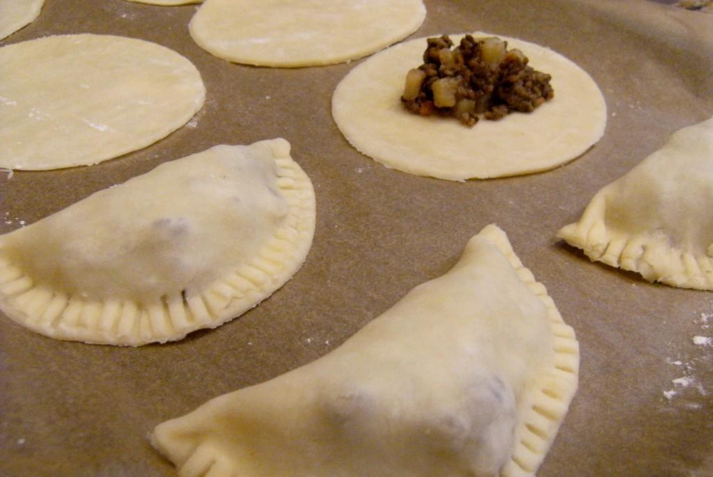 Beef and Potato Empanadas - 6