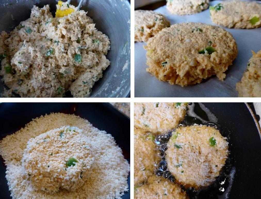 Crab Cakes - 3