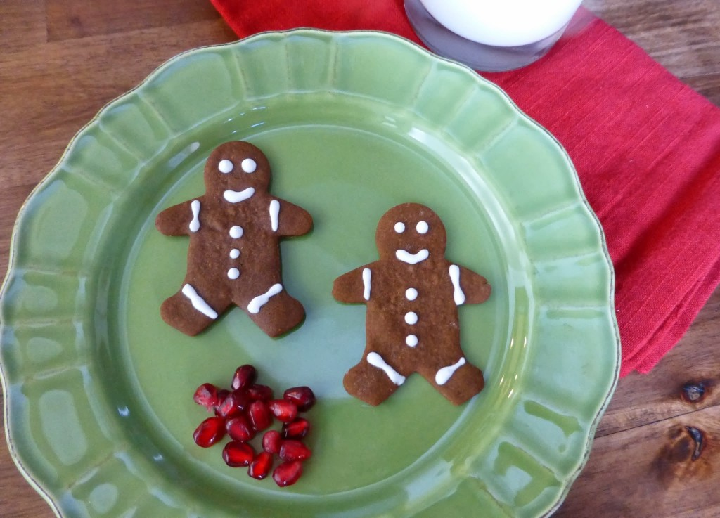 Gingerbread Men - 1