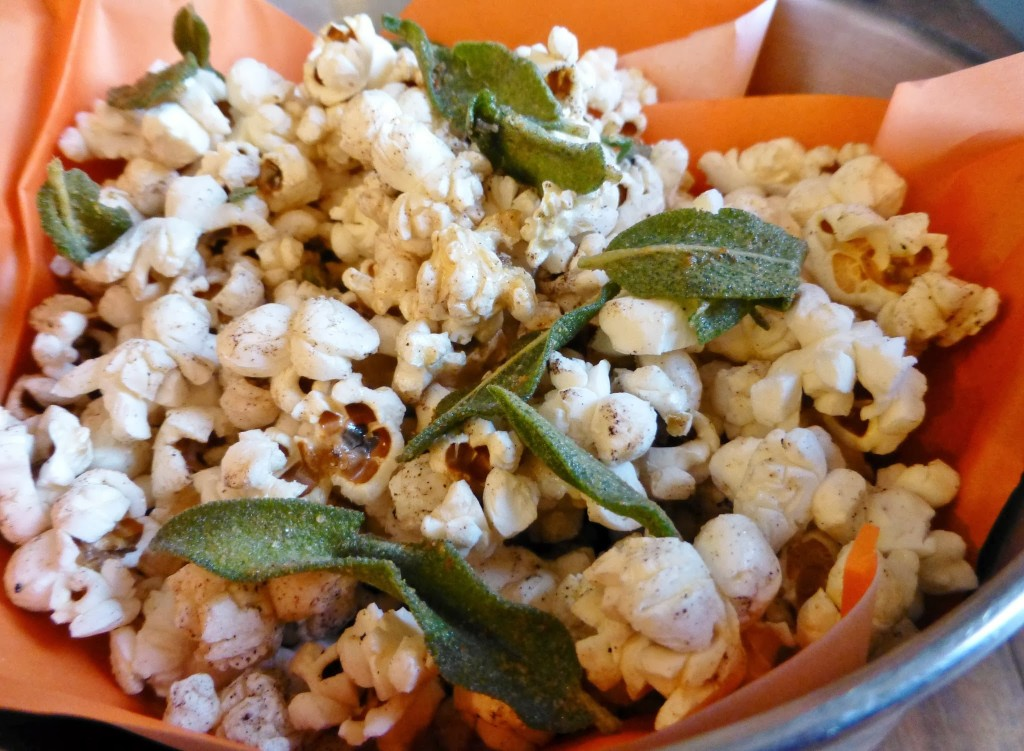 Hierloom Sage Popcorn - 2