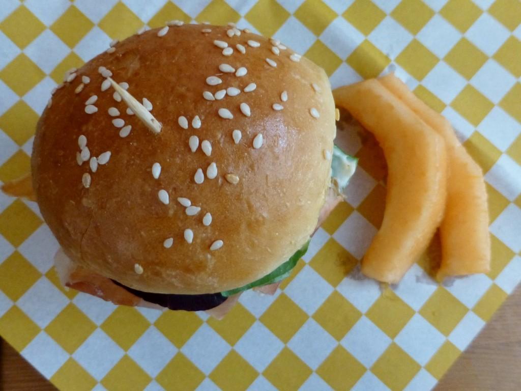Mini Melon Burgers - 1