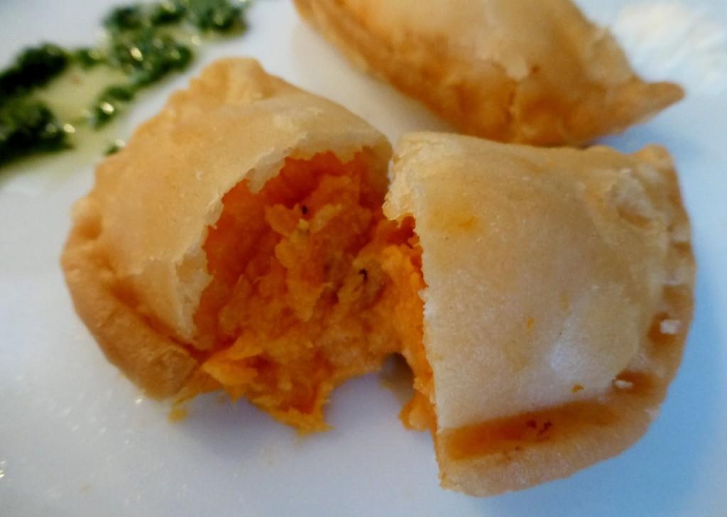 Sweet Potato Empanadas - 2