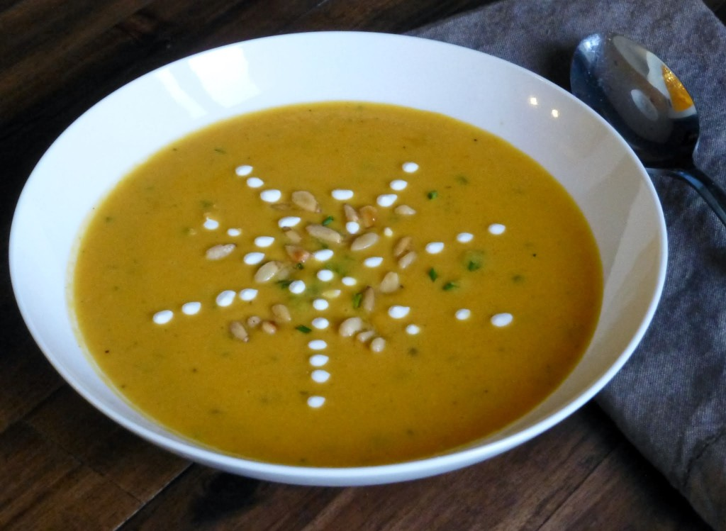 Year in Review - Butternut Squash Soup - 2