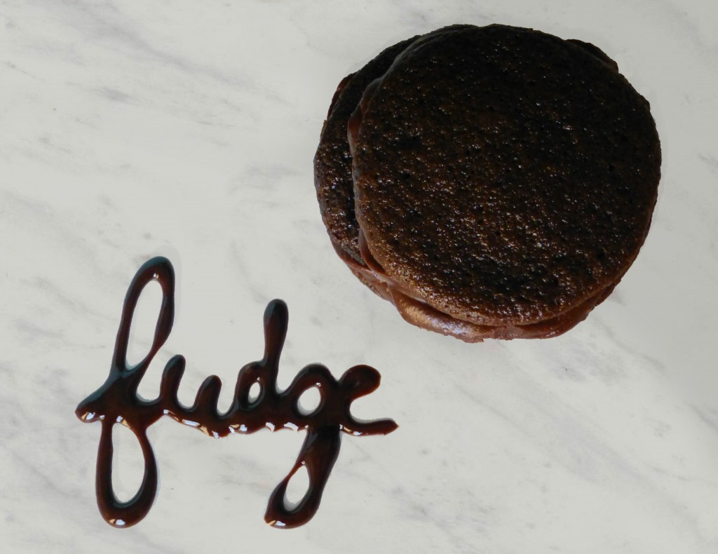 chocolate fudge moon pies 4