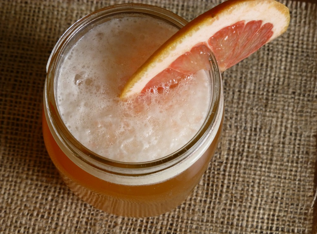 pink grapefruit beer shandy 2