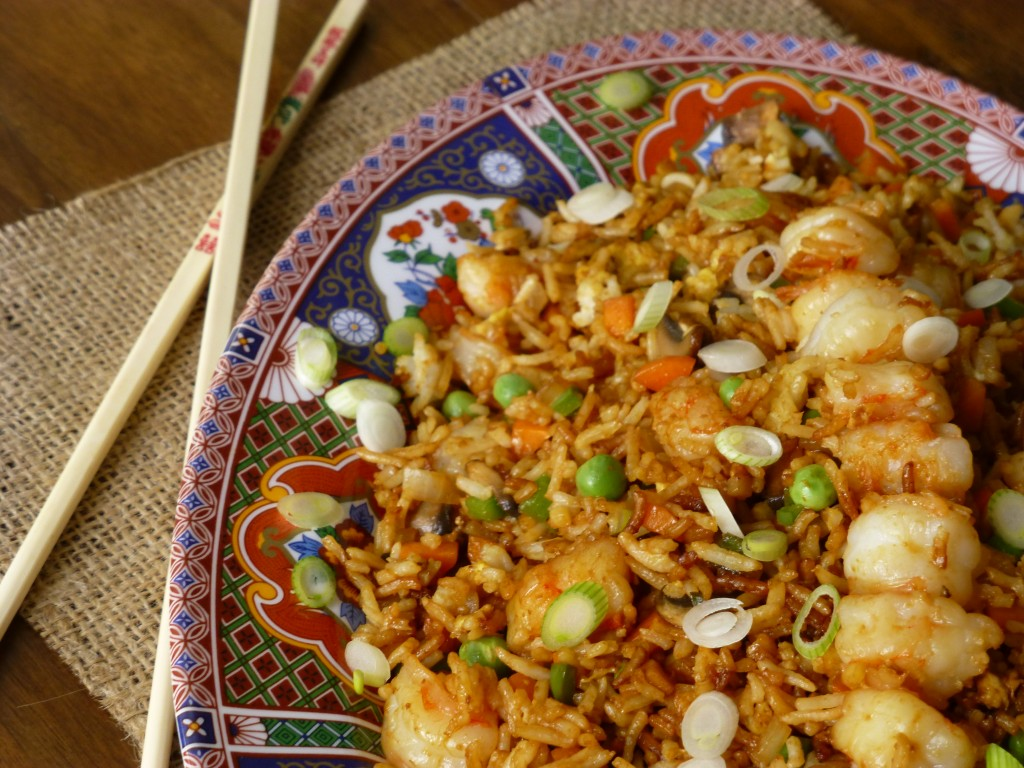 shrimp fried rice 2
