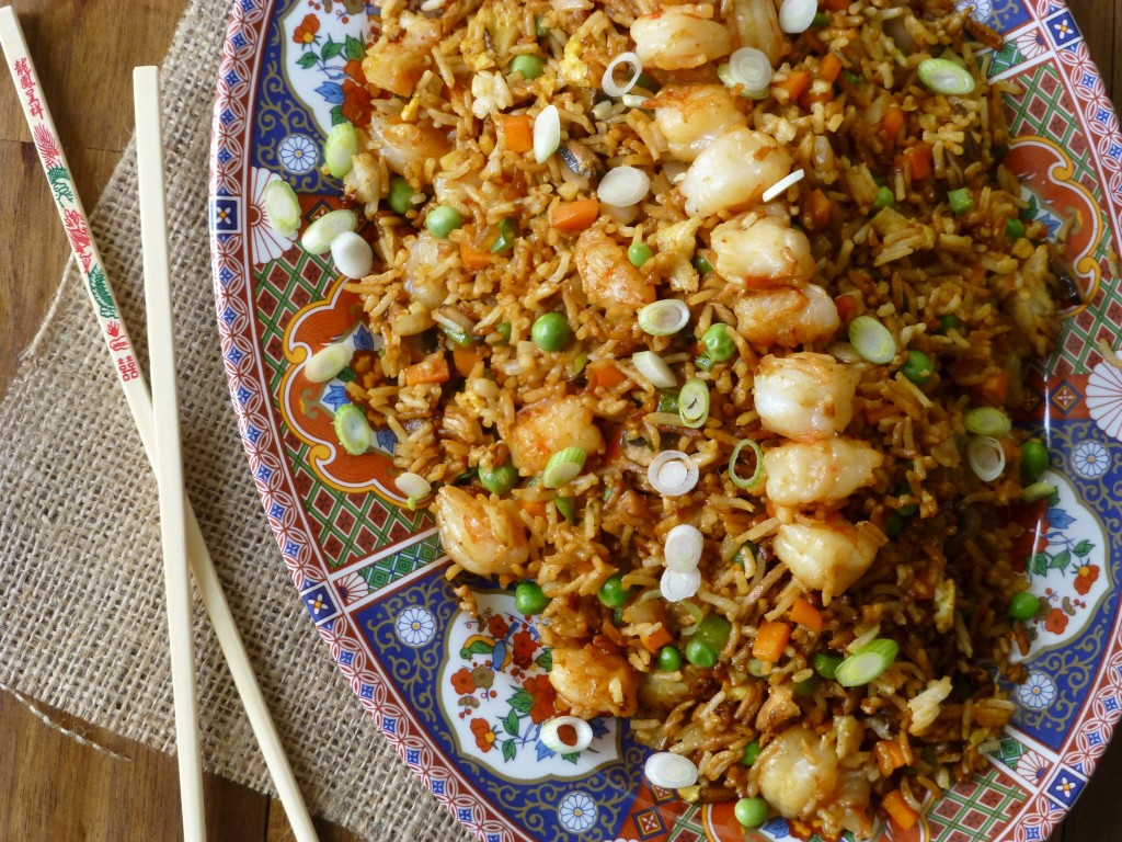 shrimp fried rice 4