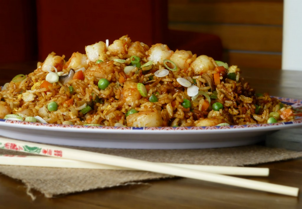 shrimp fried rice 6