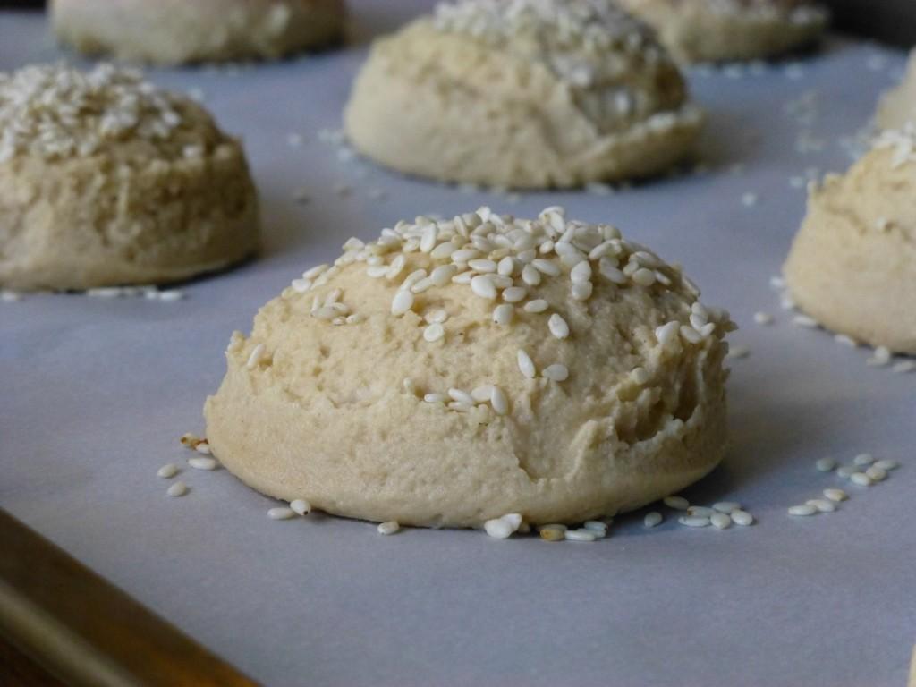 Sesame Butter Cookies - 1 (1024x768)