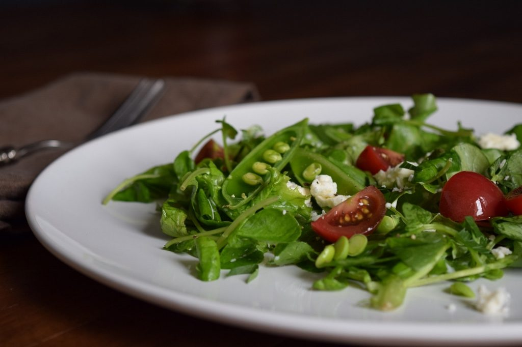 Sugar Snap Pea Salad 2
